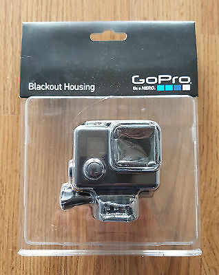 Brand New Authentic Original GoPro Blackout Housing for HERO 3, 3+, 4 AHBSH-401