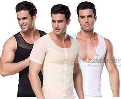 Slimming Vest - Powernet Zipper Body Shaper Vest - Ultimate Slimming Effect!!