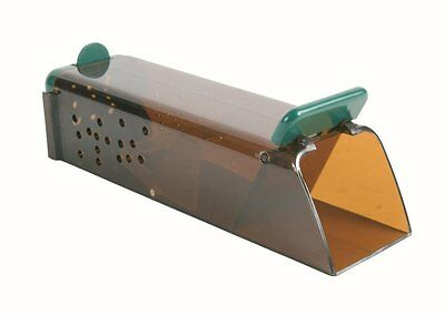 Trixie Mouse Trap, 6cm x 4.5cm x 17cm Humane mouse trap 4192