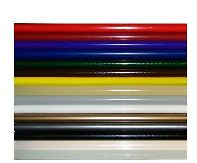Heisskleber BUNT Promo Set 18 Sticks ca. 200x11,3mm 350 Gramm farbig transparent