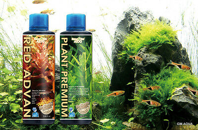 AZOO PLANT PREMIUM or AZOO RED ADVAN *120,250,500,1000ml