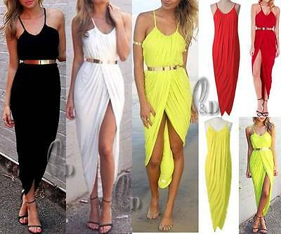 WHOLESALE Bulk Lots 20 Mixed Size Colour Maxi Dress Beach Cover SZ 8-22 dr029