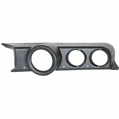 Autometer Gauge Pod New Ford Mustang 1987-1993 49102