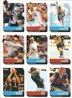 10) Sports Illustrated for Kids mags w Jason Day Buddy Hield Rookie Card