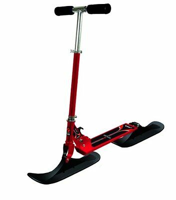 Stiga Snow Kick Bike - Snow Scooter NEU rot