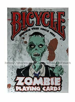 BICYCLE Playing Cards ZOMBIE Collectible Souvenir HALLOWEEN Great For Game Night