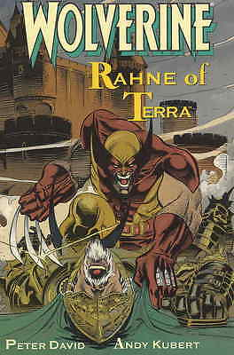 WOLVERINE - RAHNE OF TERRA NM, Marvel Comics 1991