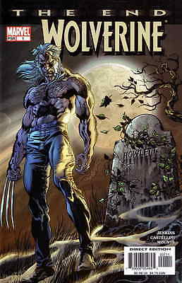 WOLVERINE - THE END #1, NM, Marvel Comics 2004