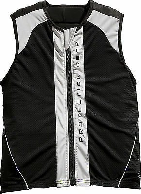 Ekkia equi-theme adults or childs back protector bsen1621-2.2003 level 2.