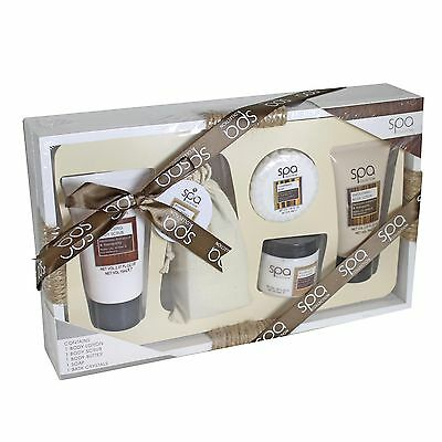 Spa Collection Ladies Tranquil Pampering Gift Set in Tray