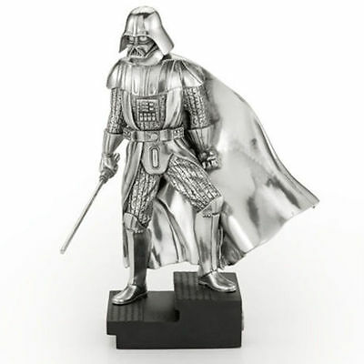 Star Wars Pewter Figurine Darth Vader - Lucasfilm Approved - Limited Edition #ed