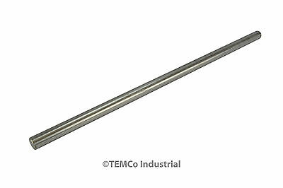 """3/8"""" Inch Dia 12"""" Long 304 Stainless Steel Round Bar Lathe SS Rod Stock .375"""""""