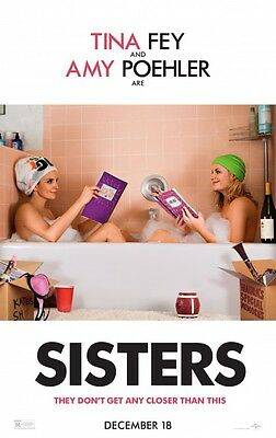 Sisters - original DS movie poster - 27x40 D/S Adv