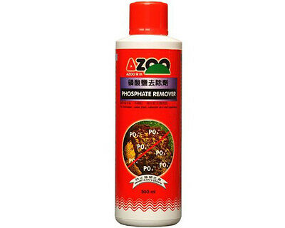 AZOO PHOSPHATE REMOVER*For freshwater, aquatic plants, saltwater *120,250,500ml