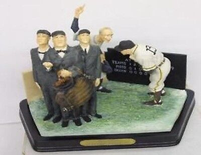 Norman Rockwell Bottom Of The 6Th David Grossman Creations Figurine