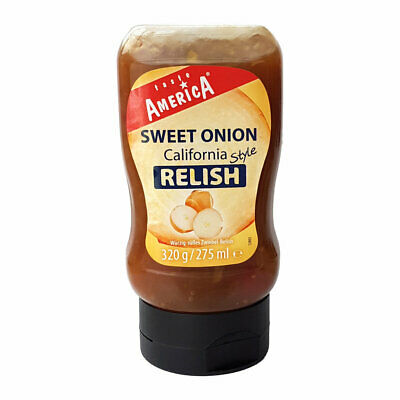 French´s Californian Sweet Onion Relish, 320g (1.55 Euro pro 100g)