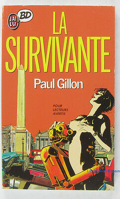 La Survivante Paul Gillon 1988