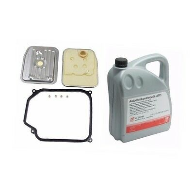 5-Liters VW Auto Transmission Fluid+Filter Kit Golf Jetta 01M398009MY 29738