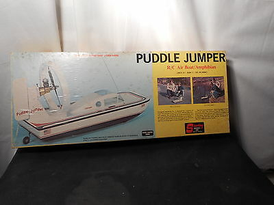 Sterling Puddle Jumper R/C Air Boat/Amphibian