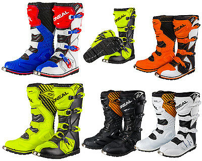 Oneal Rider Motocross Stiefel Enduro MX Quad Boots in 42 43 44 45 46 47