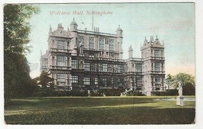 england Nottinghamshire postcard english nottingham