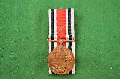 Bronze GV 'For Faithful Service In The Special Constabulary' Medal USC RDL4329