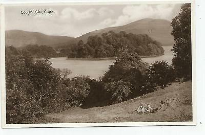 irish postcard ireland sligo lough gill