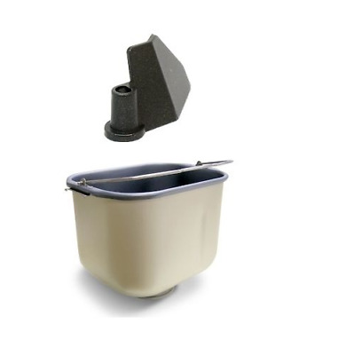 Bread Machine Paddle and Pan for Black and Decker B2200 Breadmaker Parts