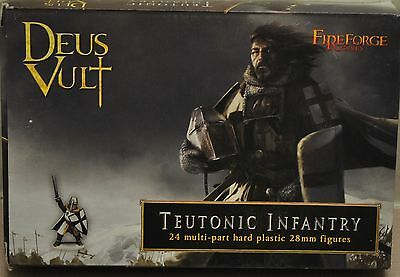 FIREFORGE GAMES FFG005 TEUTONIC INFANTRY new price
