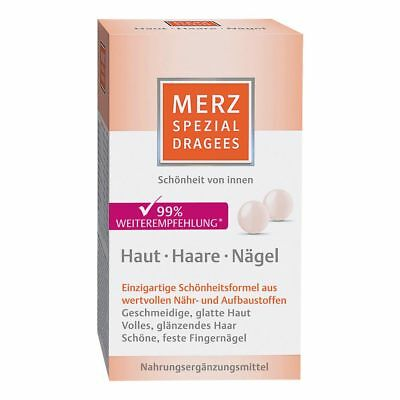 Merz Spezial Hair Skin Nails Dragees - 134 Dragees - Special - Made in Germany