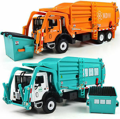 NEW KDW 1/43 O Scale Diecast Material Transporter Truck Vehicle Car Model Toys