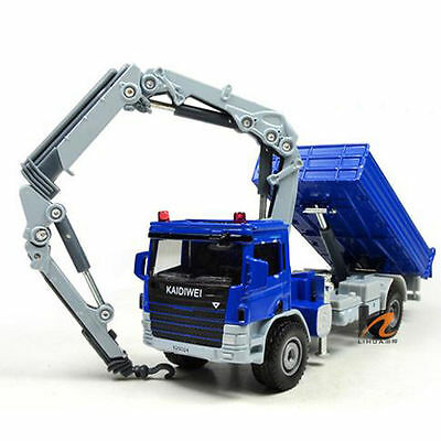NEW KDW 1:50 Scale Diecast Atego with Crane Truck Vehicle Cars Model Toys
