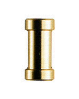 Manfrotto 119 Female Spigot for 026 1/4 -20F and 3/8 F 31MM Long Adapter