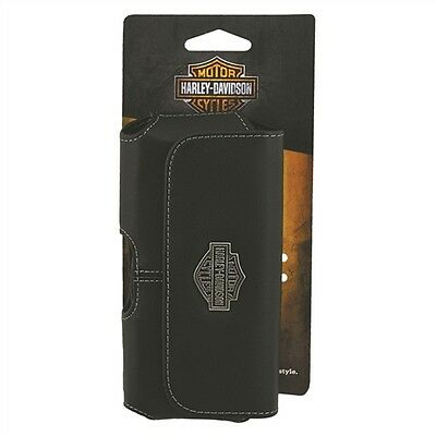 Harley Davidson Leather Case fits iPhone 5s, 5c.