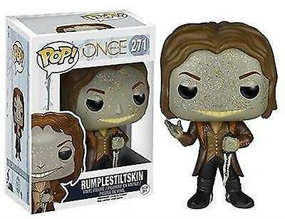 Funko - POP TV: Once Upon A Time - Rumplestiltskin New In Box