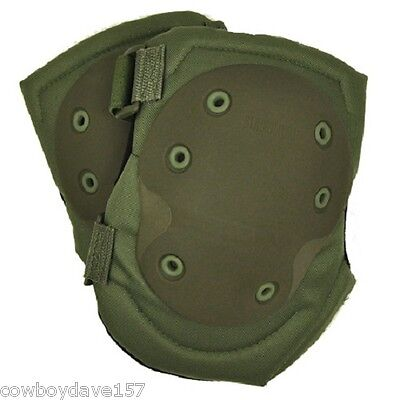BlackHawk Hellstorm Tactical Knee Pads OD Green 808300OD  V.2 Pair