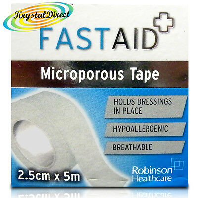 Fast Aid Microporous Tape 2.5cm x 5m
