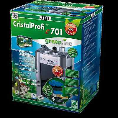 JBL CristalProfi e701 greenline , Crystal Profi external fish tank , UK PLUG