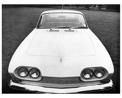 1967 Reliant Scimitar 3 Litre Automobile Photo Poster zca3239