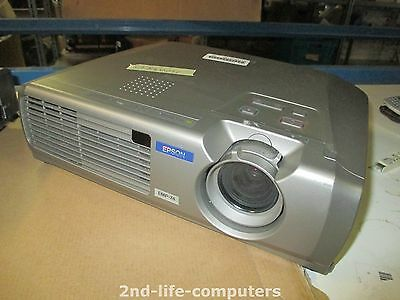 EPSON EMP-74 LCD Projector Beamer 2000 Lumens 500:1 1024 - EXCL REMOTE