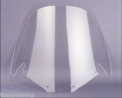 Honda GL 650 Silvewing GL650 - Large Touring/Wrap-around Replacement Windshield