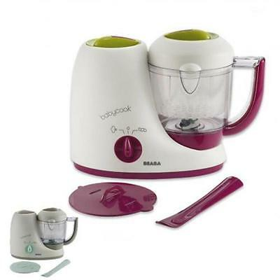 Beaba Babycook Original Food processor for Steam cooking and Mix Colour select