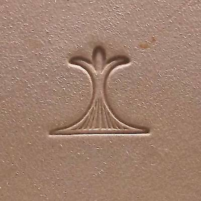 """Geo Border Leather Stamp 1/2"""" (12.7 mm) Hide Crafter Pro PD019"""