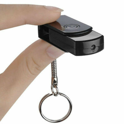 8GB Car Remote Spy Hidden Secret Video Camera Mini Recorder Camcorder DVR
