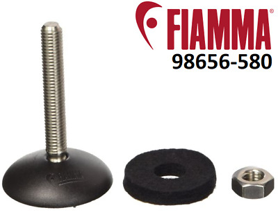Fiamma Carry Bike Articulated Foot Kit Vwt5 / T5D - 98656-580