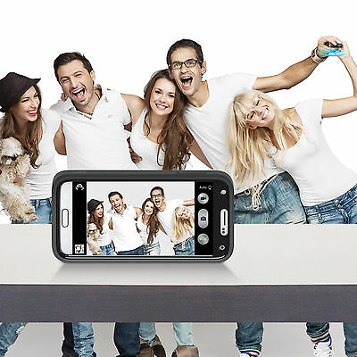 iLuv SS5SELF Selfy Bluetooth camera shutter remote,protective Case for Galaxy S5