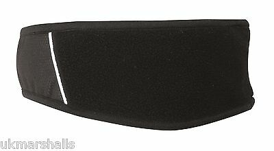 MB Premium Running Headband with Reflective Piping Choice of Sizes (JN321)