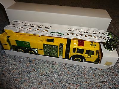 1996 Bp Series 1 Fire Truck Emerald Series Numbered Limited Edition  New In Box