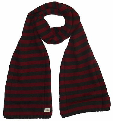 Marie Chantal Cotton & Cashmere Stripe Scarf Various Sizes NWT