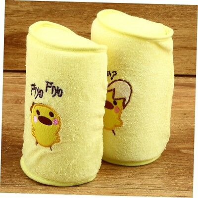 Baby Toddler Safe Cotton Anti Roll Pillow Sleep Head Positioner Anti-rollover GO